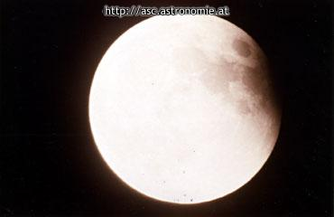 Totale Mondfinsternis 1985